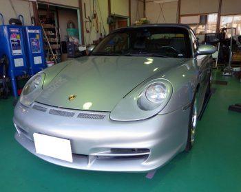 Porsche911修理
