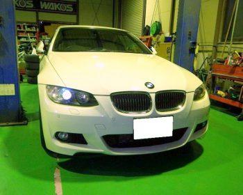 BMW335i修理