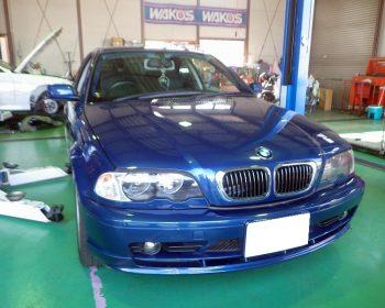 BMW318i修理②