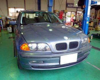 BMW318i修理