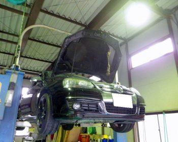 VWジェッタ修理