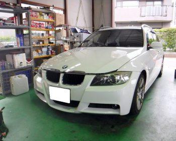 BMW320i修理