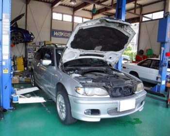 BMW325i修理