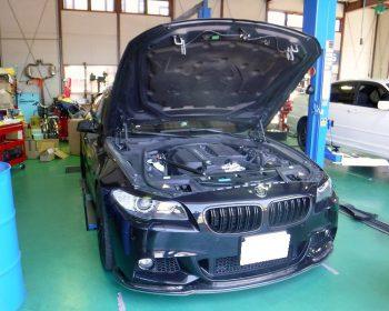 BMW535i修理