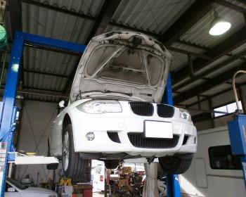 BMW1シリーズ修理