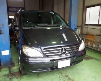 BenzV350修理
