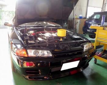 日産R32GT-R修理