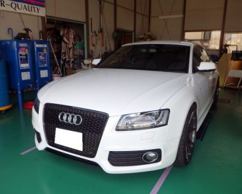 AudiA5修理
