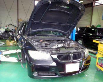 BMW320i車検
