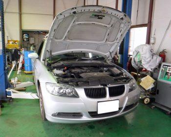 BMW320i点検