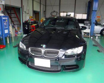 BMWM3修理