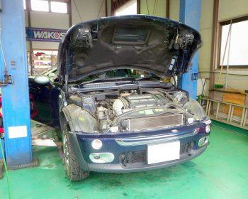 BMWMINI修理②