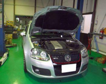 VWゴルフ修理