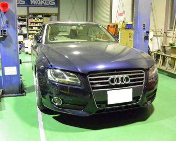 AudiA5車検