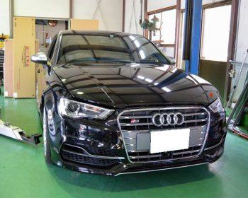 AudiS3セダン修理