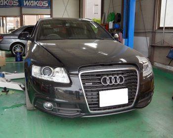 AudiA6修理