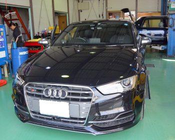 AudiS3修理