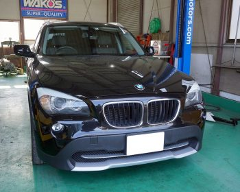 BMWX1修理