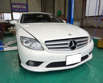 BenzCL550修理