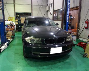 BMW120i修理
