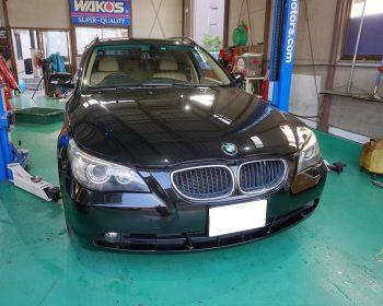 BMW530i修理