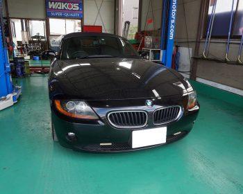 BMWZ4修理