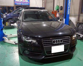 AudiA4車検