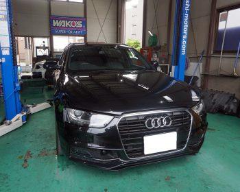 AudiA4修理
