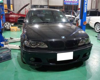 BMW318i車検